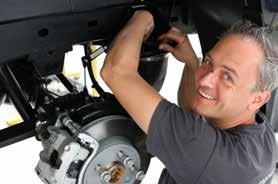 Christophe Minne - Met jaren ervaring in de autosector is het team van Trapmann air suspension een hoogkwalitatieve partner voor jouw luchtvering.